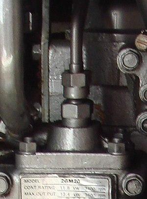 English: High_pressure_fuel_pump