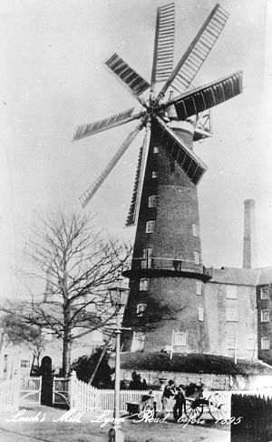 Leach's Mill, Lynn Road, Wisbech, Cambridgeshi...