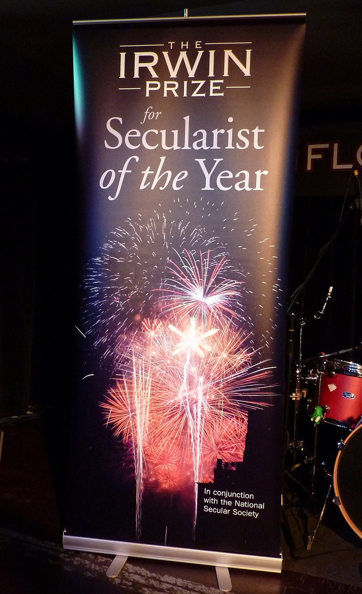 Secularist Of The Year Wikipedia
