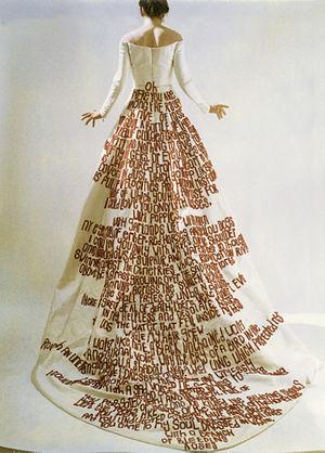 Wedding Dress by Kate Daudy