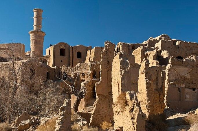 20110102 Kharanaq old city Iran