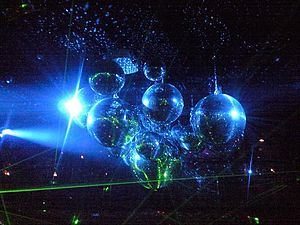 discoball in Japan