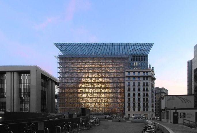 Europa building February 2016