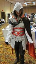 Assassin's Creed Cosplayer