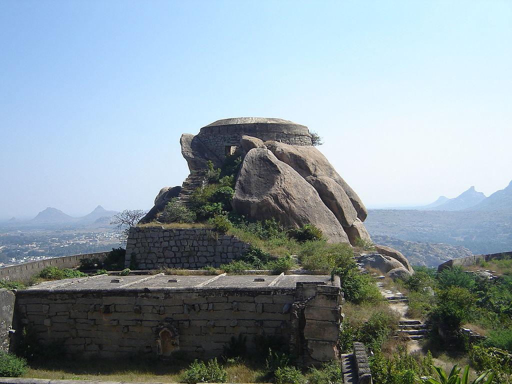 Madhugiri Fort 1