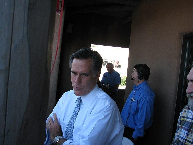 File:Mitt Romney Steve Pearce event 068.jpg