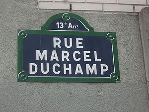 Français : Paris 13e arrondissement - rue Marc...