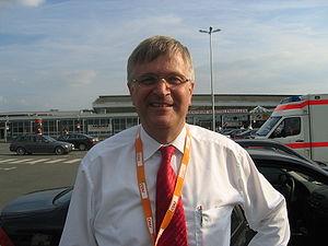 Deutsch: Peter Hintze auf dem Bundesparteitag ...