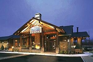 English: Salt Creek Grille at Princeton Forres...