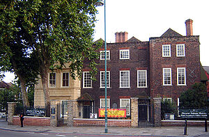 Sutton House, the oldest house in Hackney. (Se...