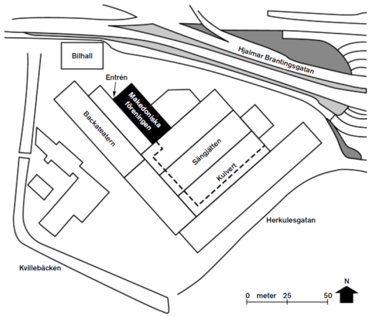 Göteborgs Bult & Nagelfabriks lokaler