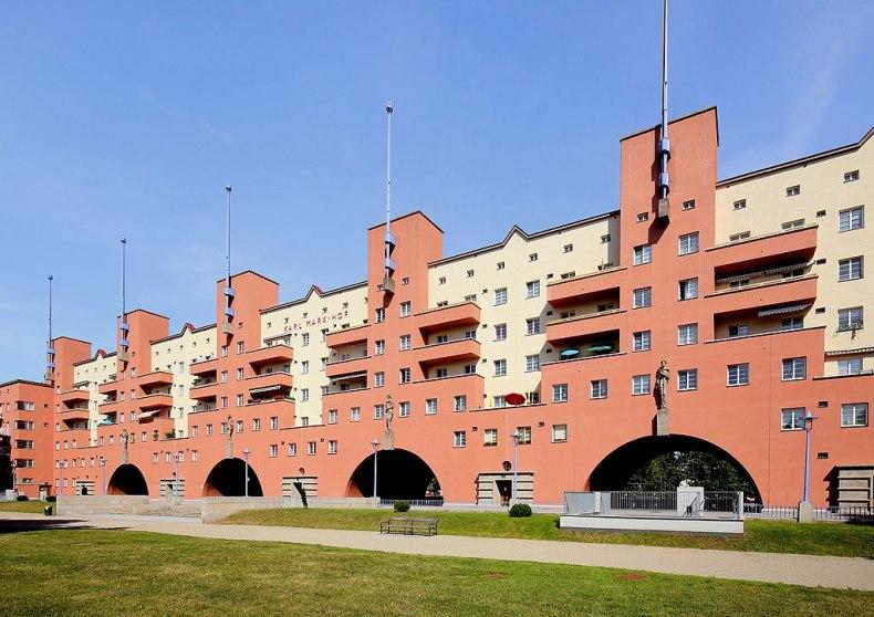 Döbling (Wien) - Karl-Marx-Hof