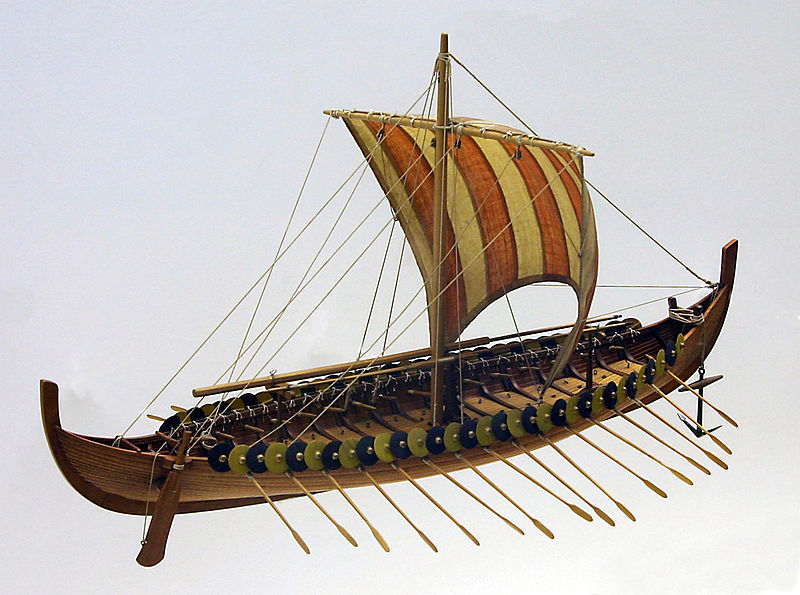 File:Gokstad-ship-model.jpg