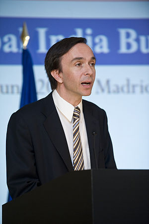 Jesús Sanz, Director General, Casa Asia, Spain...