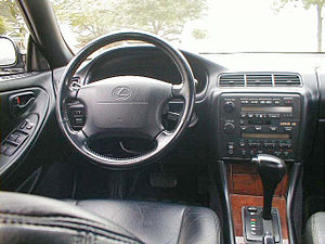 English: Lexus ES 2nd gen