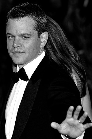 Actor Matt Damon - 66th Venice International F...