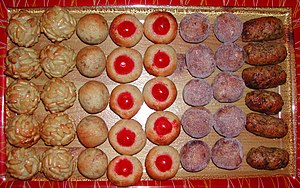 Typical panellests in All Saints' day.