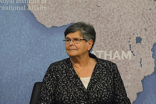Ruth Dreifuss, President of Switzerland
