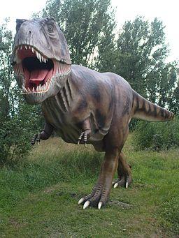 Tyrannosaurus Rex Dinosaurierland Ruegen 2009