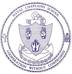 Non-color rendering, US Naval Chaplains School...