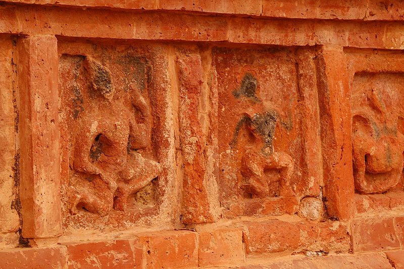 File:Vikramshila wall carvings.jpg