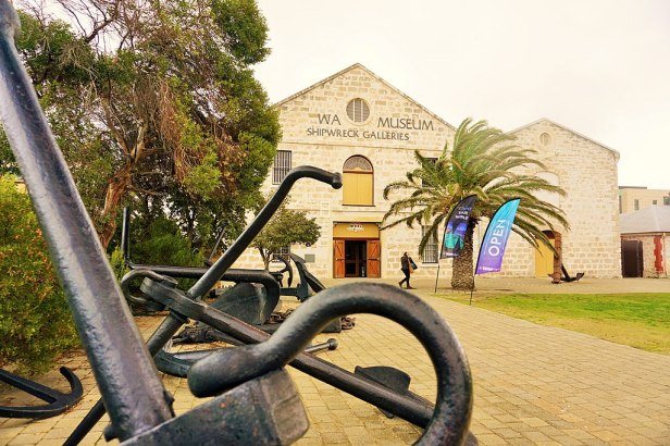 WA Shipwrecks Museum - Joy of Museums - External