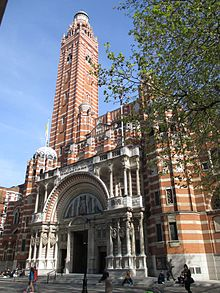 Westminster Cathedral Wikipedia