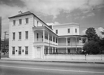 William Aiken House in Charleston, South Carolina