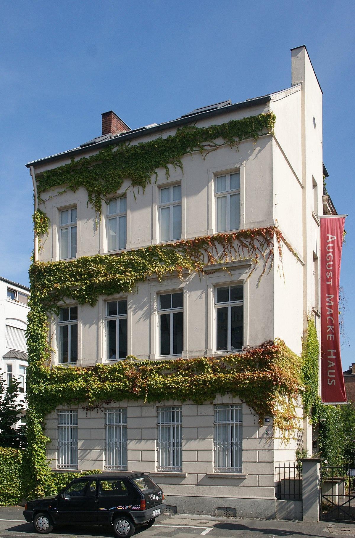 August Macke Haus Wikipedia