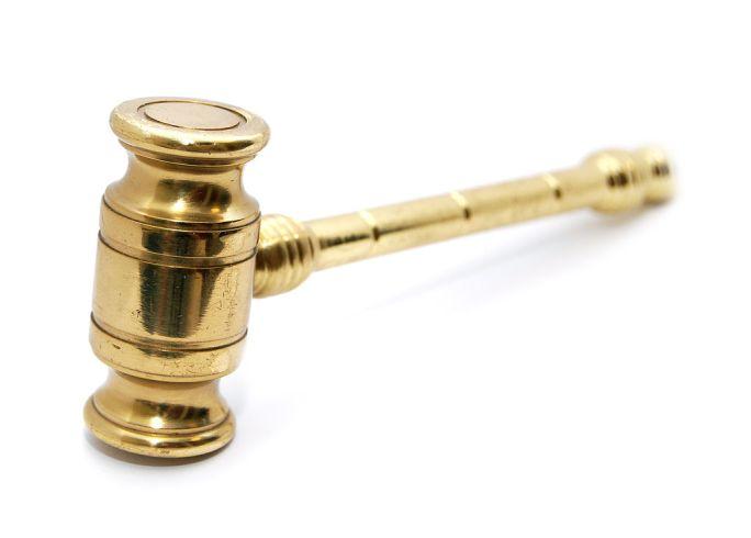 Golden gavel 3