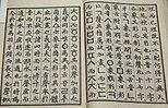 Koreanisches Alphabet