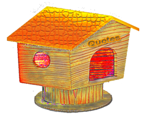 wooden small house cartoon icon