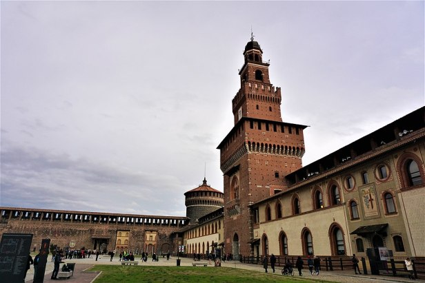 Sforza Castle Museums