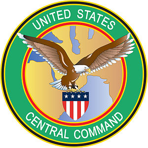 Emblem of the United States Central Command