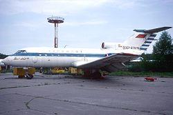 Угон самолёта Як-40 (1973) — Википедия