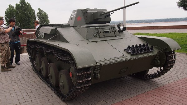 T-60坦克 - 维基百科,自由的百科全书