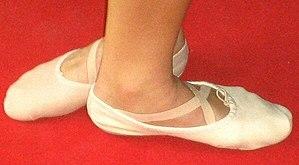 Ballett 3. Position