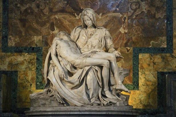 Basilica di San Pietro, Pietà di Michelangelo