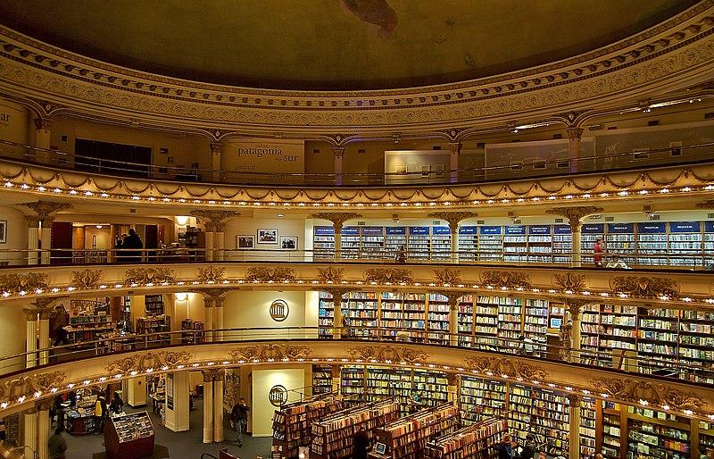 File:El Ateneo Bookstore.jpg