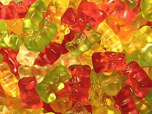 Haribo's Gummi bears were first introduced in ...