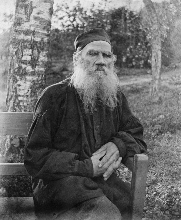 Léon Tolstoï en 1897