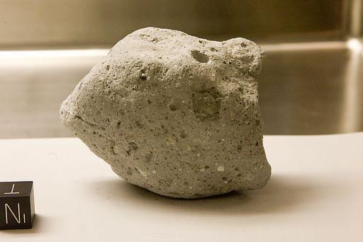 Moon rock 2, JSC