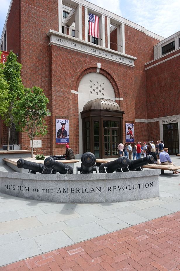 Museum of the American Revolution - Joy of Museums 2