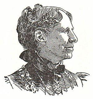 Français : Clara Barton
