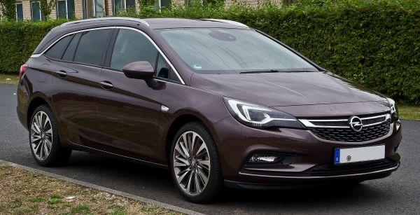 Opel Astra - Wikipedia