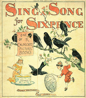 Illustration from Sing a Song for Sixpence (18...