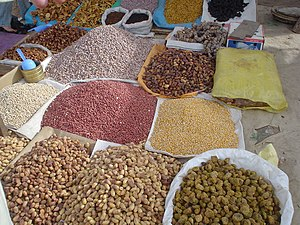 Spices (food, spice, Morocco)
