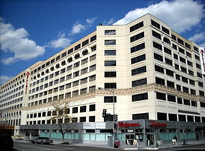 English: The Washington Marriott, located at 1...