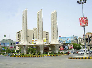 Adnan Asim's Karachi City. 3 Talwar ( Swords )...