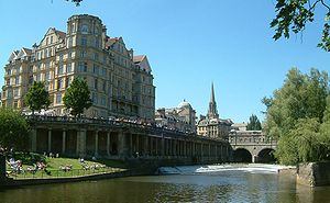 Bath, England, United-Kingdom